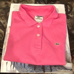 Lacoste Pink Girls (38)